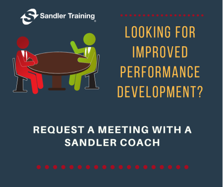 Request a meeting or coaching session with a Sandler Coach in Denver, CO